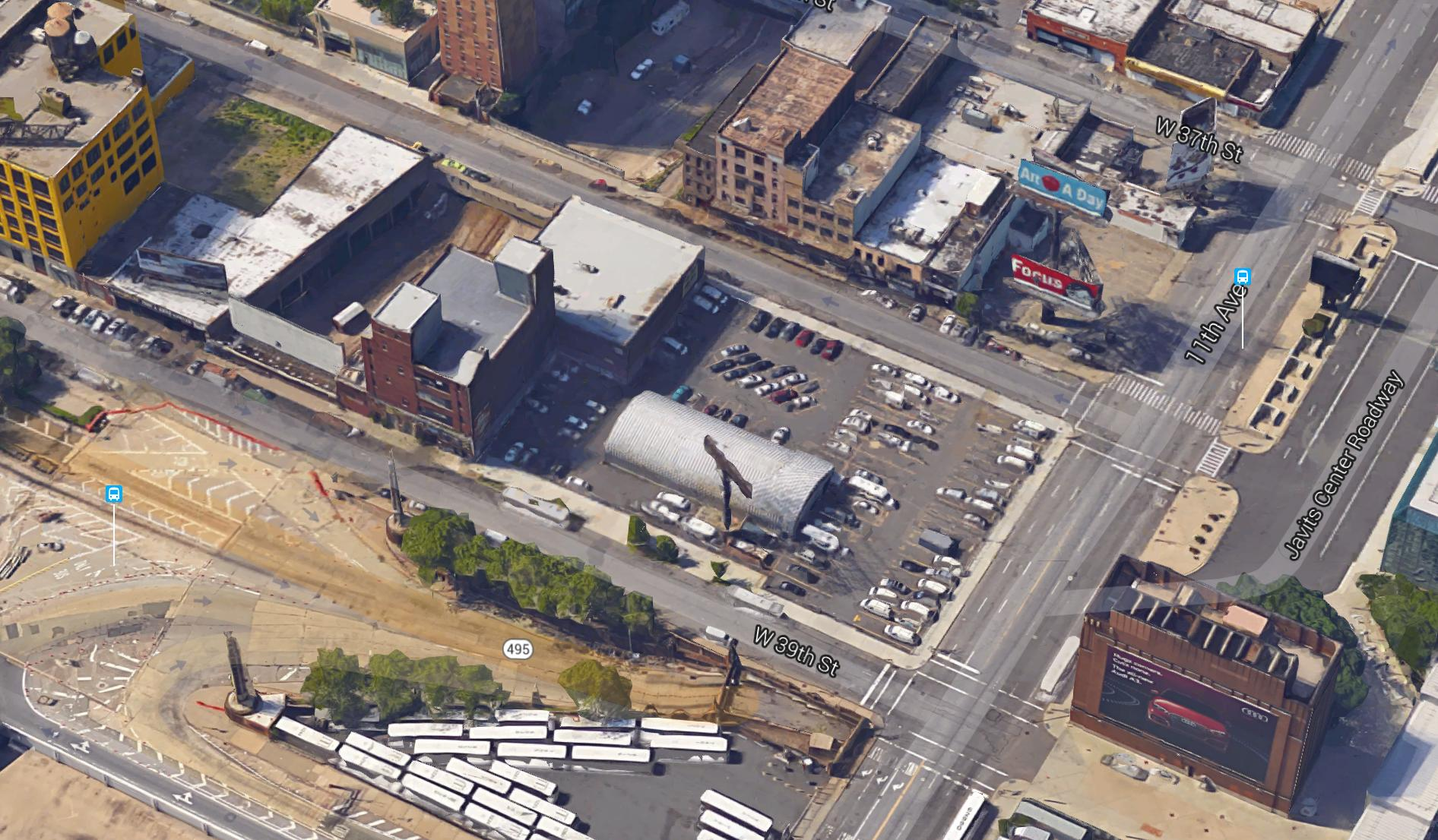 Developer Moves Forward With Hudson Yards Mixed-Use Site At 476 Eleventh  Avenue - New York YIMBY