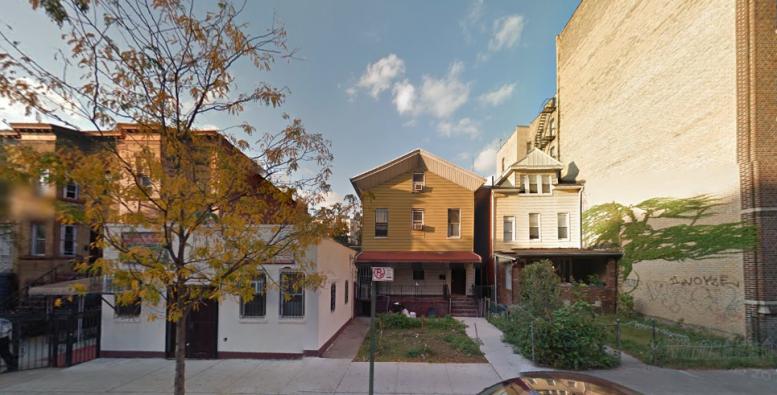 75 and 77 Clarkson Avenue, image via Google Maps