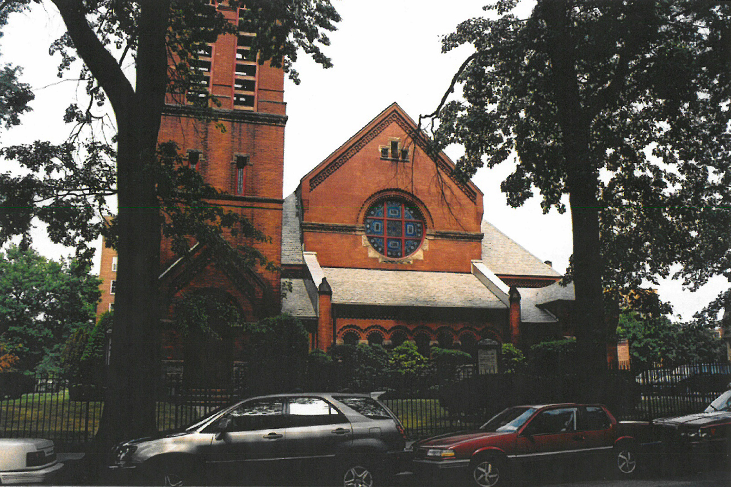 Bowne Street Community Church, 38-01 Bowne Street. LPC photo.