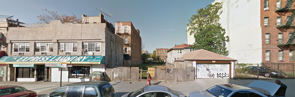 2155 Caton Avenue, image via Google Maps