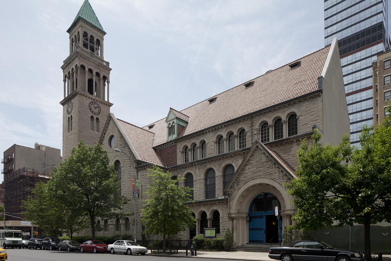 St. Michael's Episcopal Church. LPC photo.