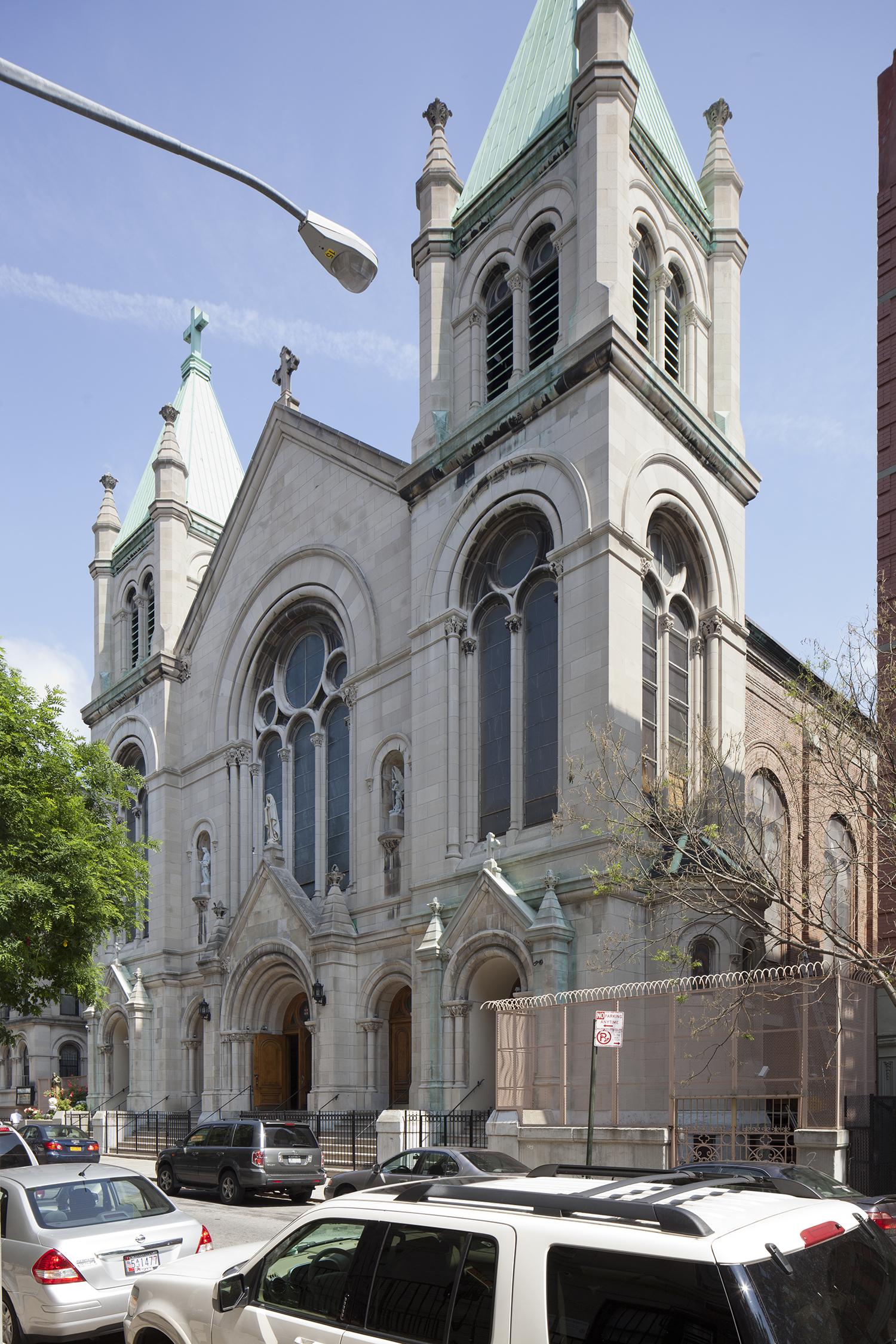 St. Paul's Church. LPC photo.