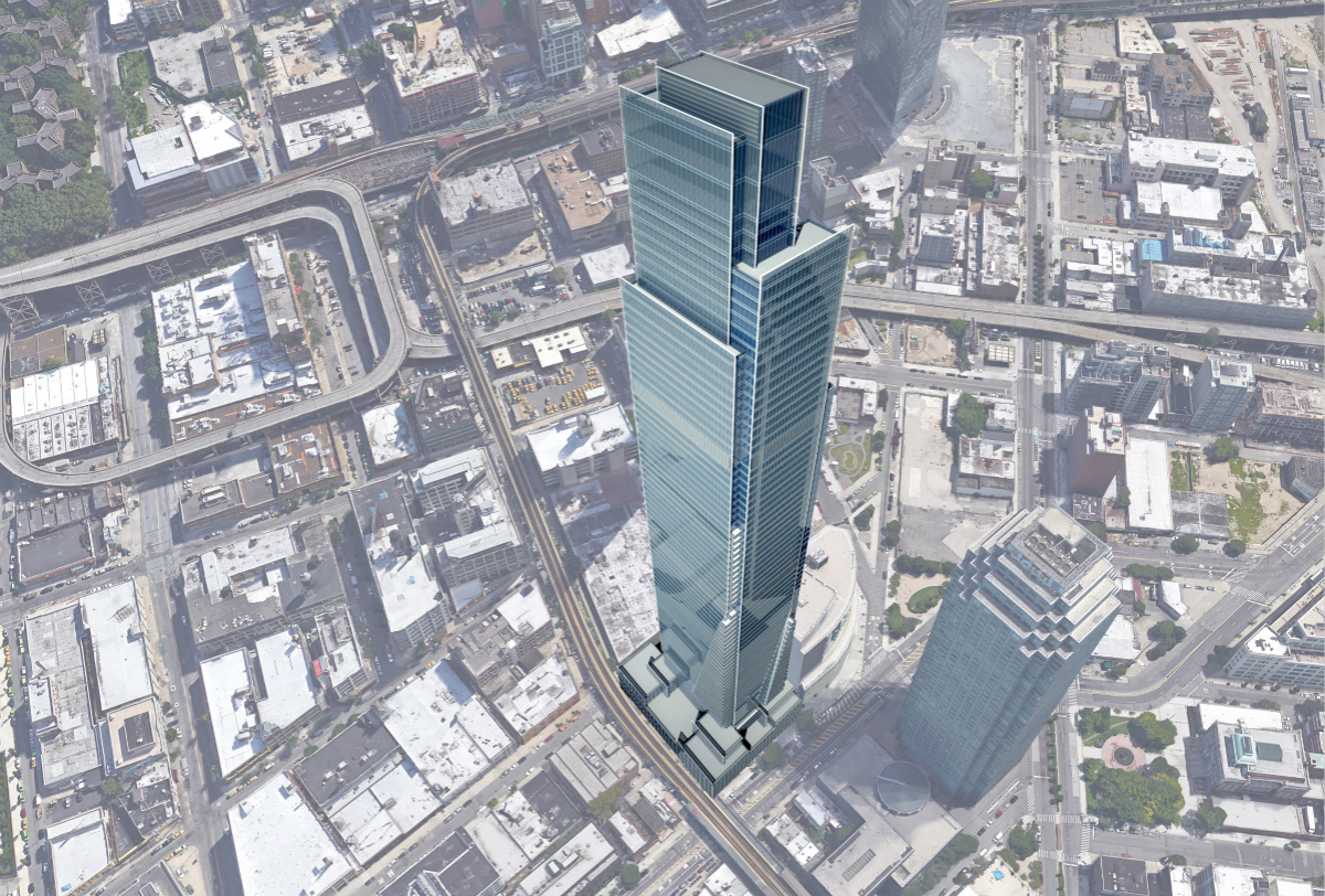 79 Story Tower Planned At 23 15 44th Drive In Long Island City New York YIMBY
