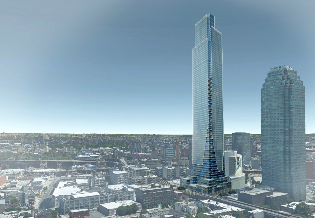 City View Tower In Long Island City Set To Become Queens S
