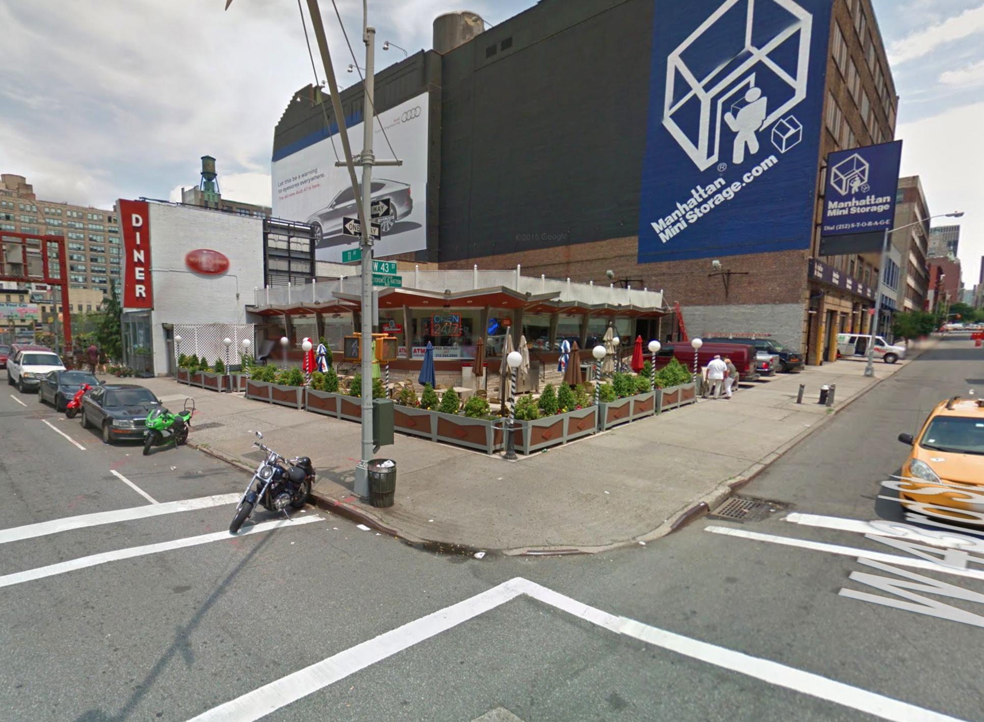 Market Diner, June 2011. Photo via Google Maps.