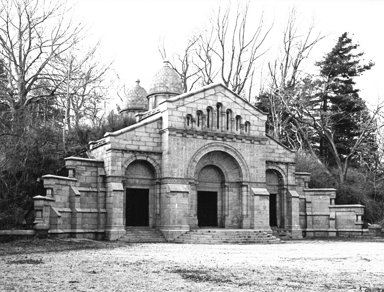 Vanderbilt Mausoleum, undated. Photo via LPC.
