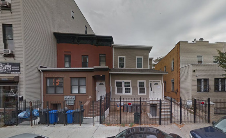1351 Dekalb Avenue, image via Google Maps