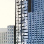 Rendering of 143 Fulton Street, courtesy YIMBY reader Rich Brome.