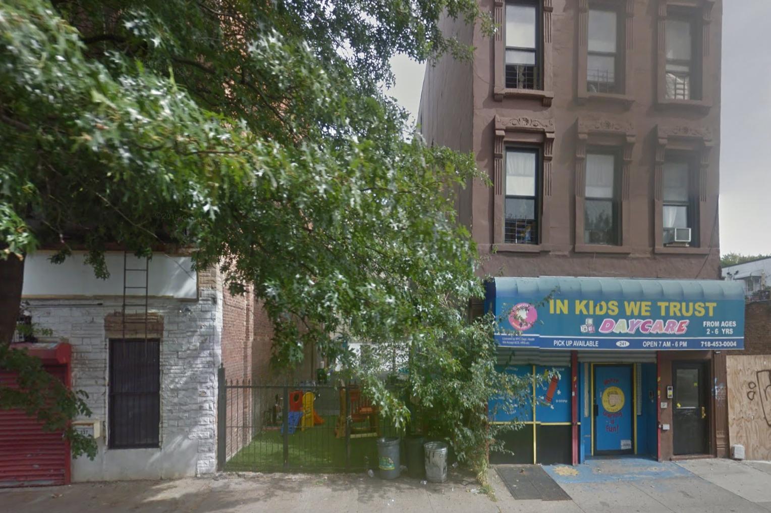 239 Marcus Garvey Boulevard, image via Google Maps