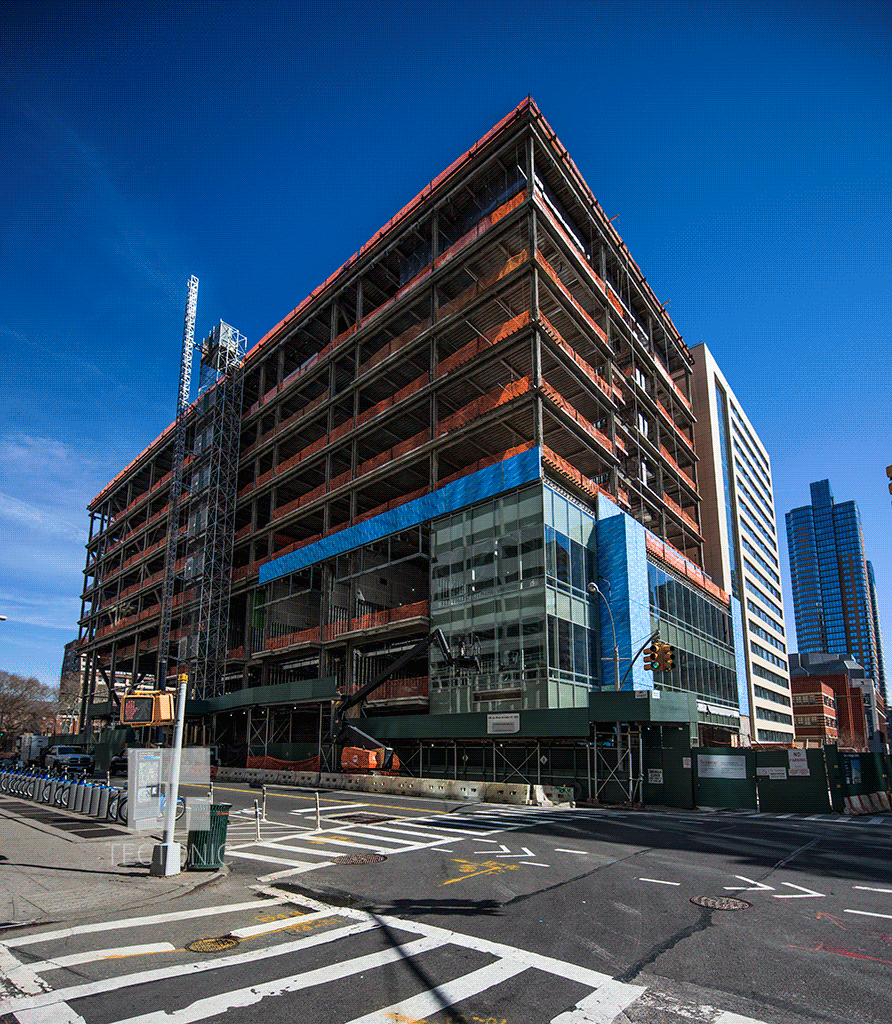 city tech s new academic center rises at jay street in 285 jay street photo by tectonic