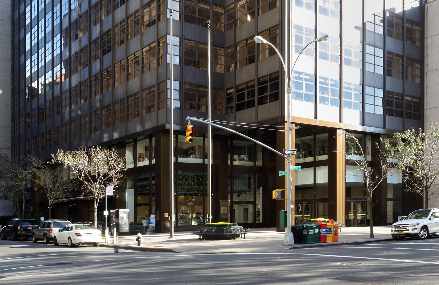 41 Madison Avenue, existing conditions. Via Rudin Management.