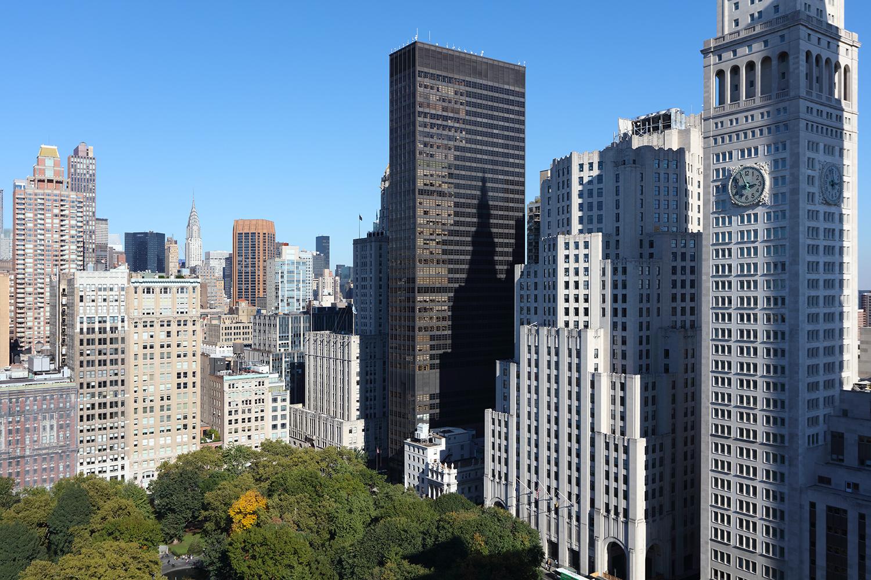 41 Madison Avenue (the dark one). Via Rudin Management.