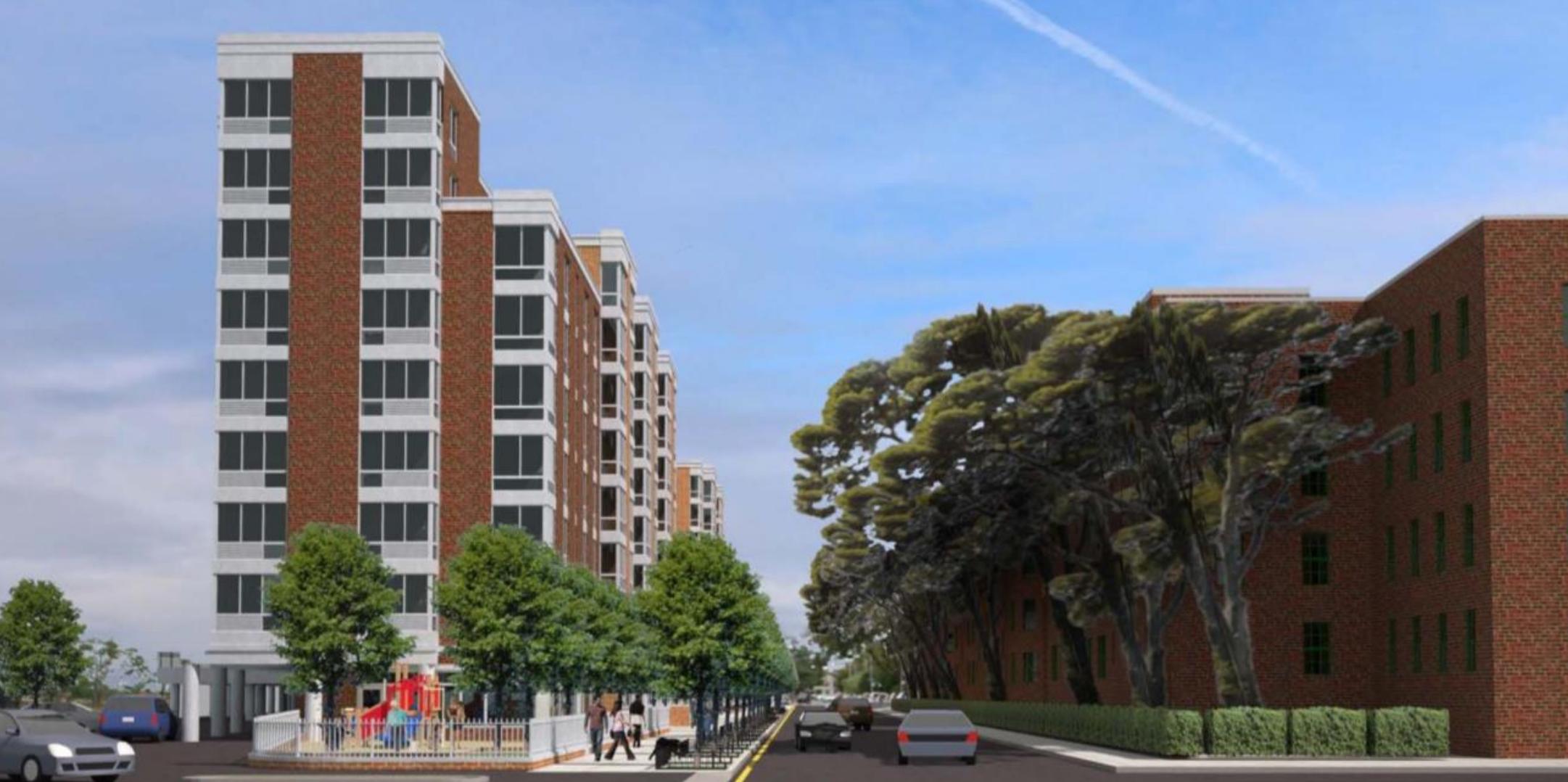 Public Approvals Begin for Sunnyside Affordable Housing at