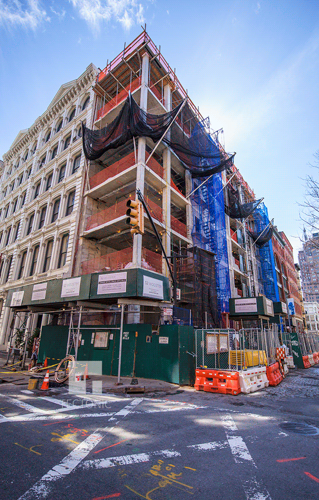 52 Wooster Street. Photo by Tectonic.