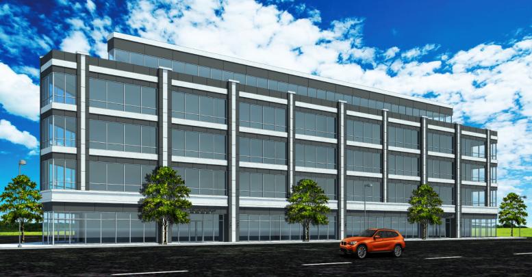 Former renderings of 98-81 Queens Boulevard - RJ Capital Holdings