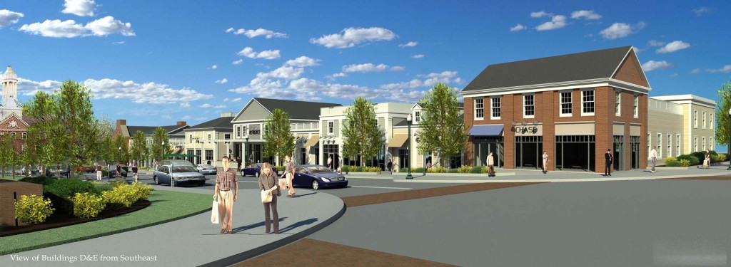 Developers Break Ground On Chappaqua Crossing Mixed Use