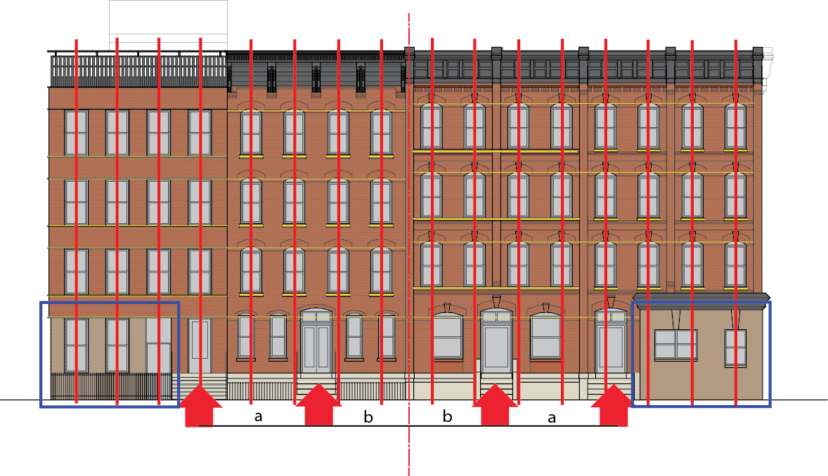 Contextual study image for 54 Bright Street.