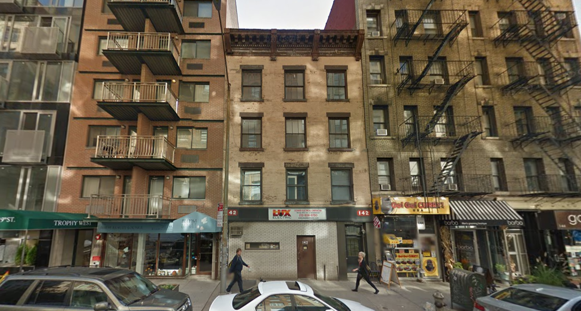142 West 19th Street, image via Google Maps