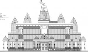 264-12 Hillside Avenue, drawing by Manish Savani