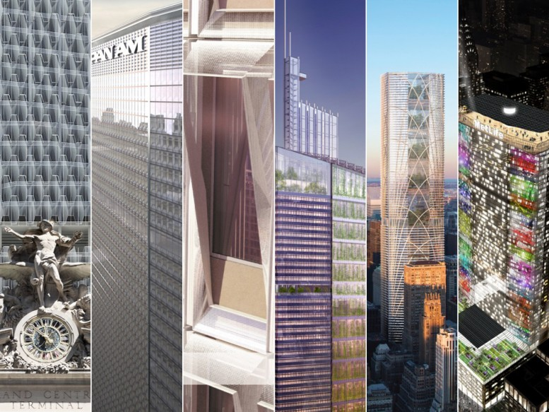 Finalists For The Reimagine A New York City Icon Contest MetLife Building