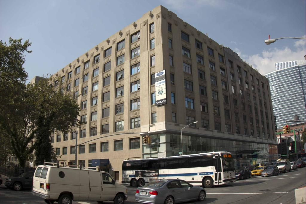 787 Eleventh Avenue, August 2012. Photo via PropertyShark.