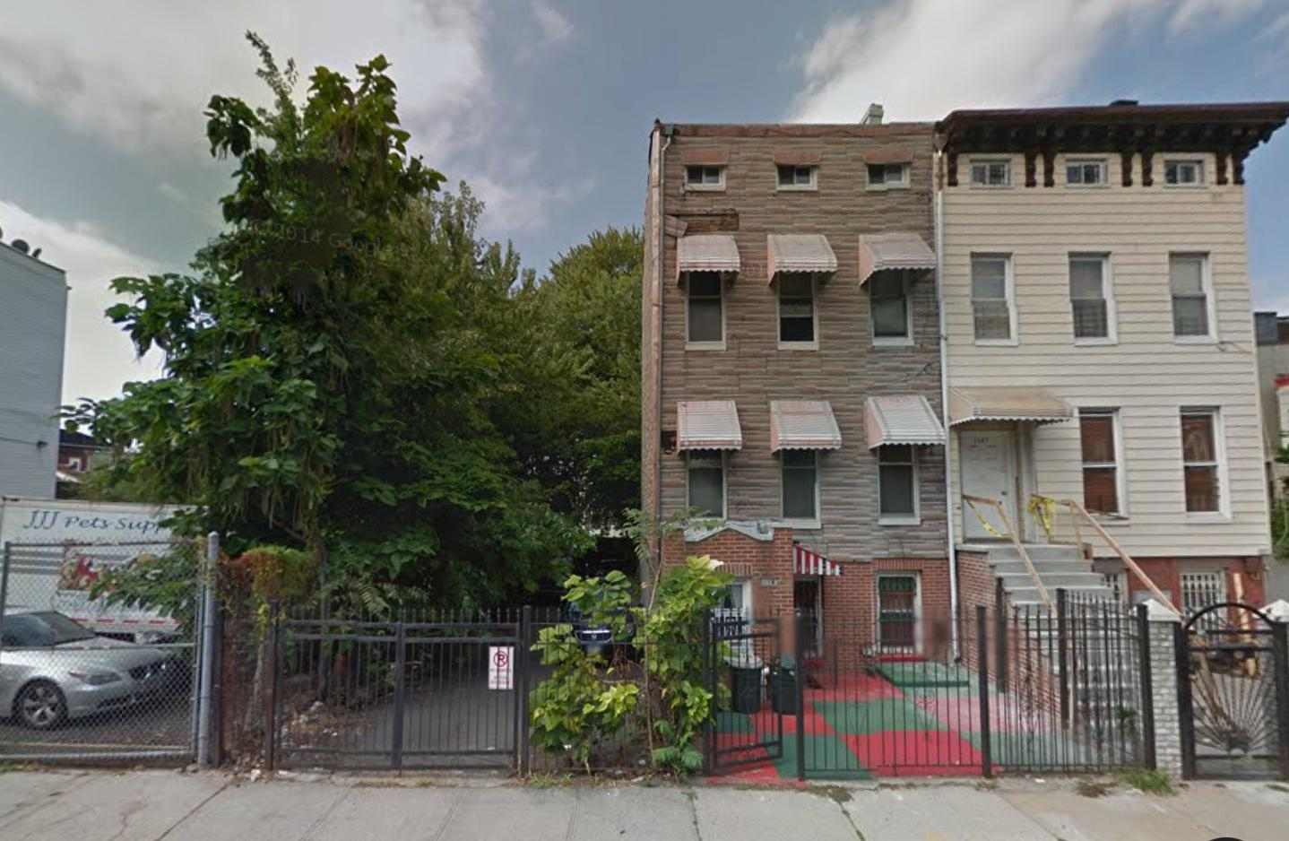 1141 Lafayette Avenue