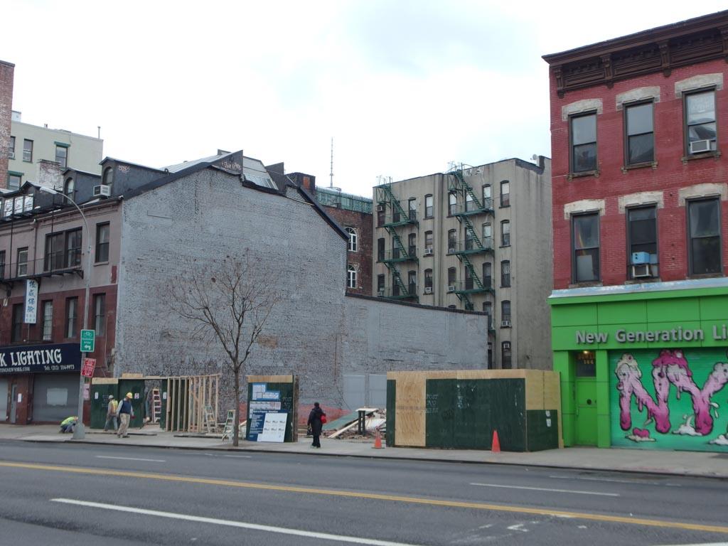 138-142 Bowery