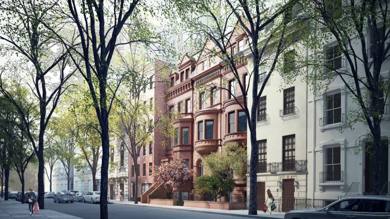 Proposal for 11-15 East 75th Street
