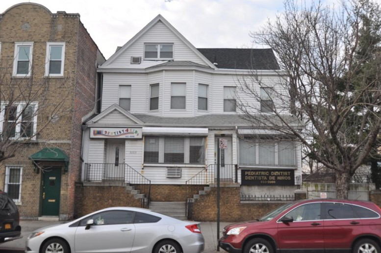 filed 3005 grand concourse bedford park bronx   new york yimby
