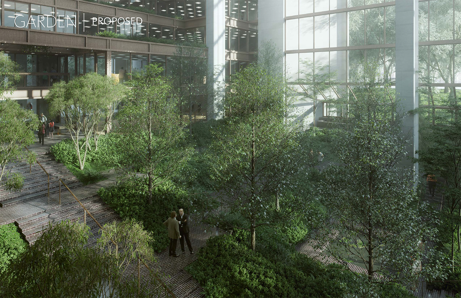 Landmarks Approves Upgrades For Ford Foundation Building