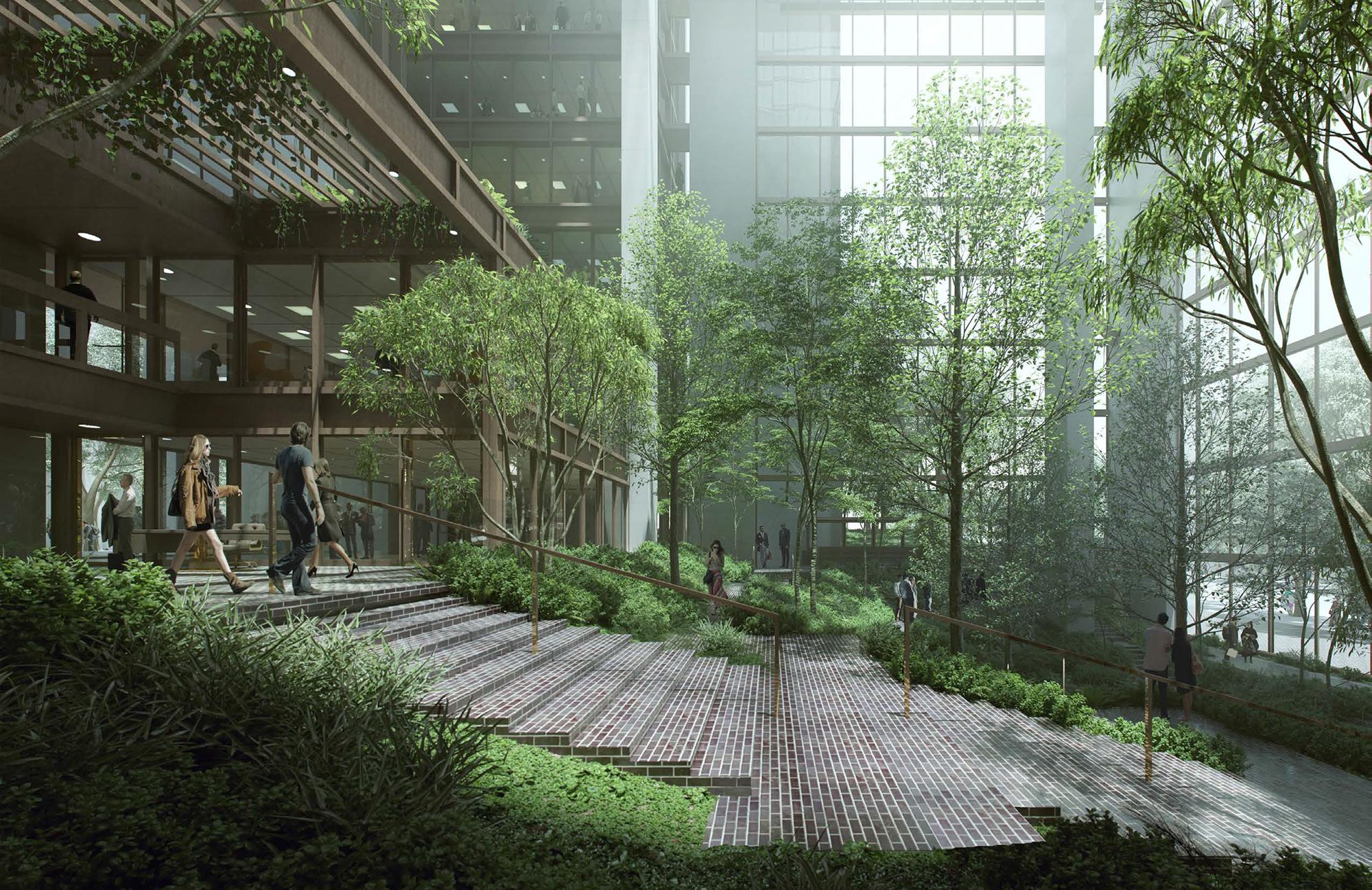 Landmarks Approves Upgrades For Ford Foundation Building