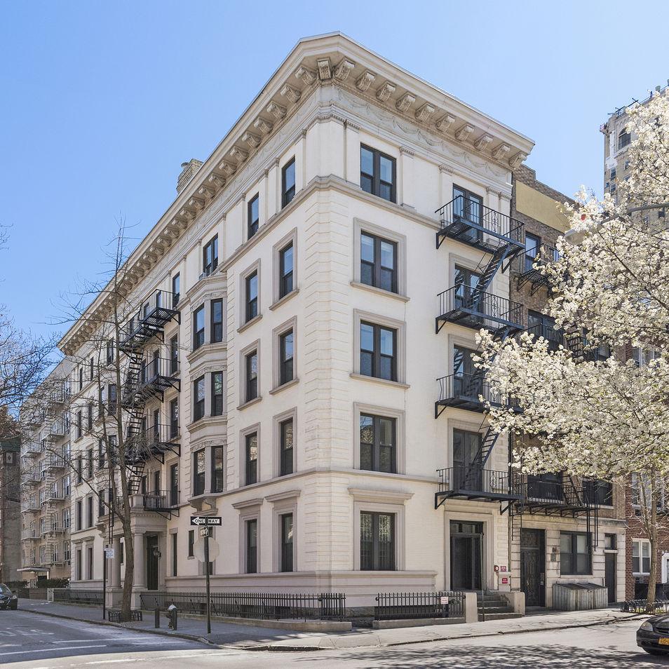 Five-Story, 20-Unit Apartment Building At 50 Orange Street