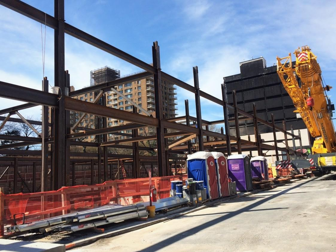 Eight Story 141 Unit Mixed Use Building Rises at 504