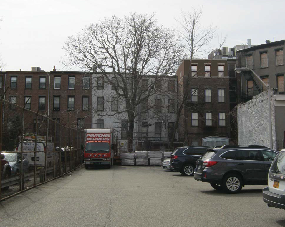 Rendering of rear of 75 St. Marks Avenue