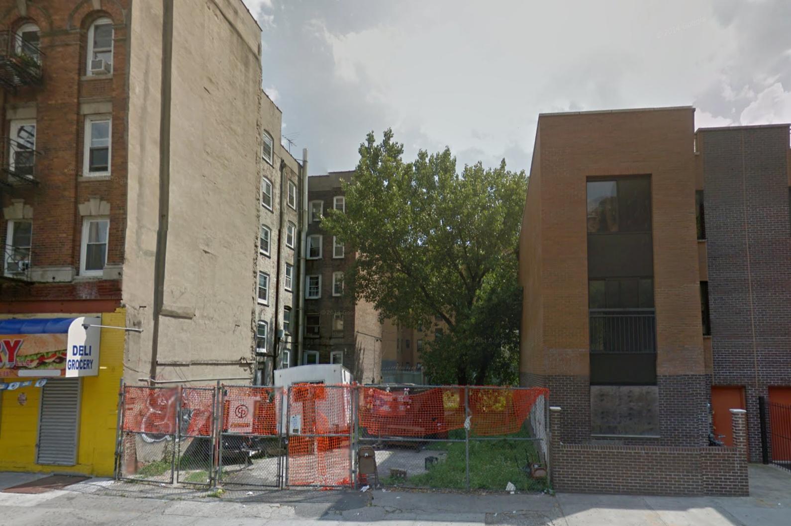 764 East 152nd Street, image via Google Maps