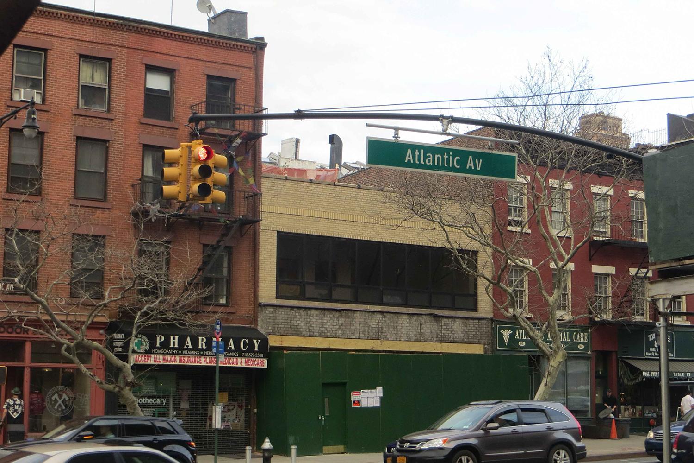 81 Atlantic Avenue, March 2016