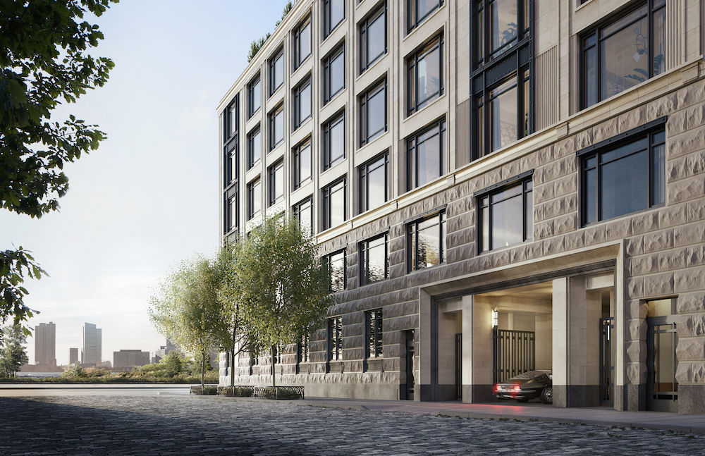 70 Vestry Street. rendering by Noë & Associates with the Boundary