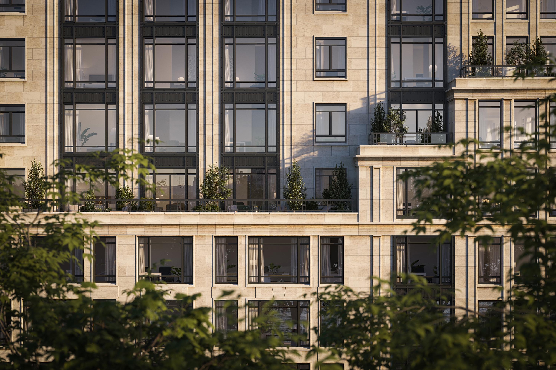 70 Vestry Street. rendering by Noë & Associates with the Boundary