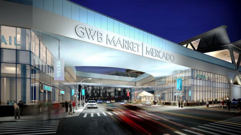 George Washington Bridge Bus Station