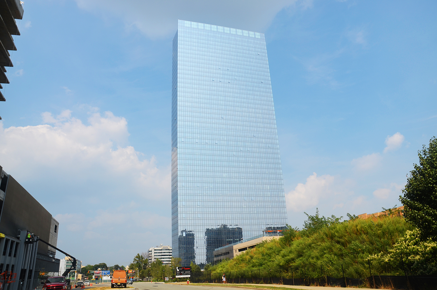 Fort Lee The Modern 152m X 2 498ft X 2 47 Fl X 2 Com Skyscrapercity