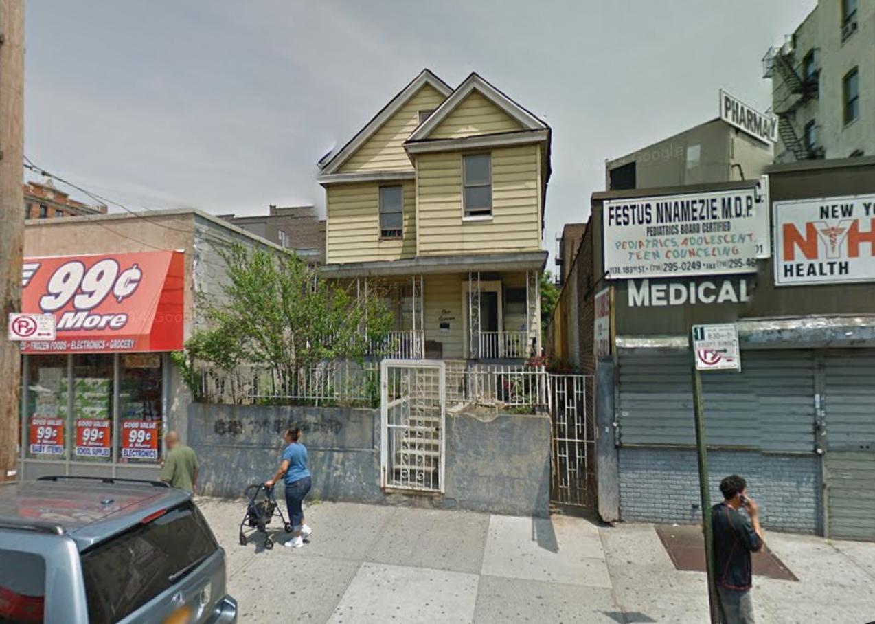 111 East 183rd Street