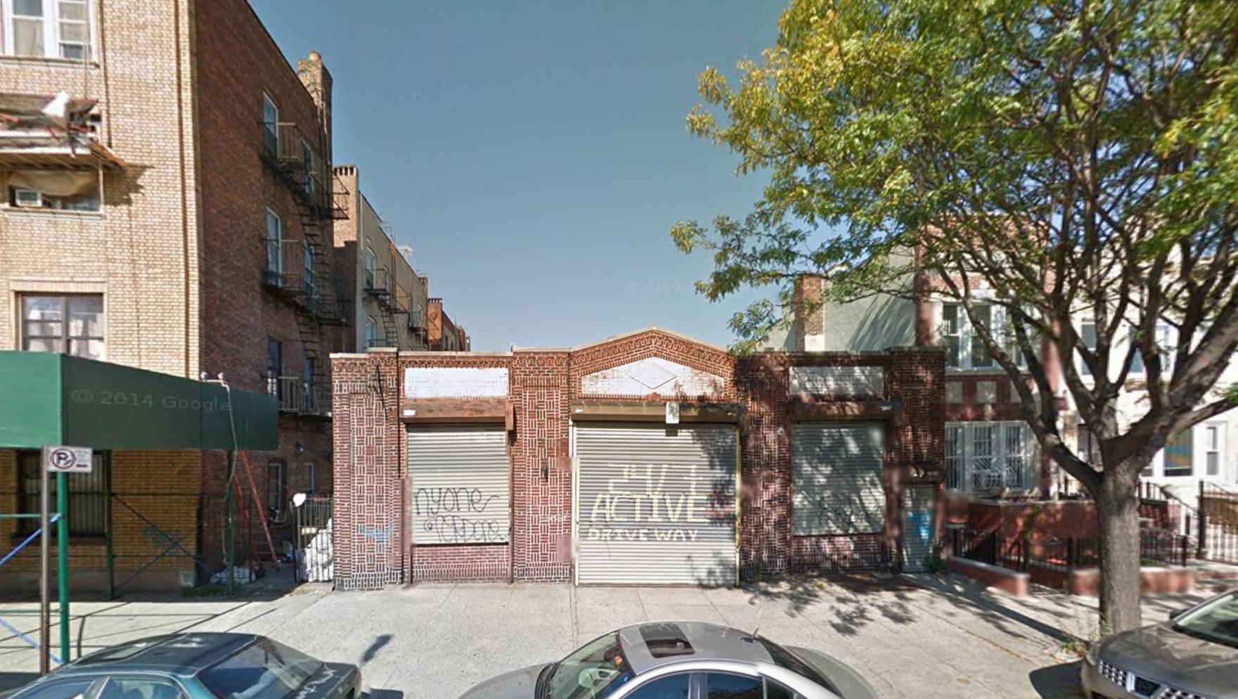 1201 President Street, image via Google Maps