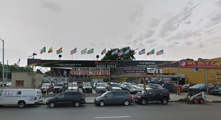 143-18 Liberty Avenue, image via Google Maps