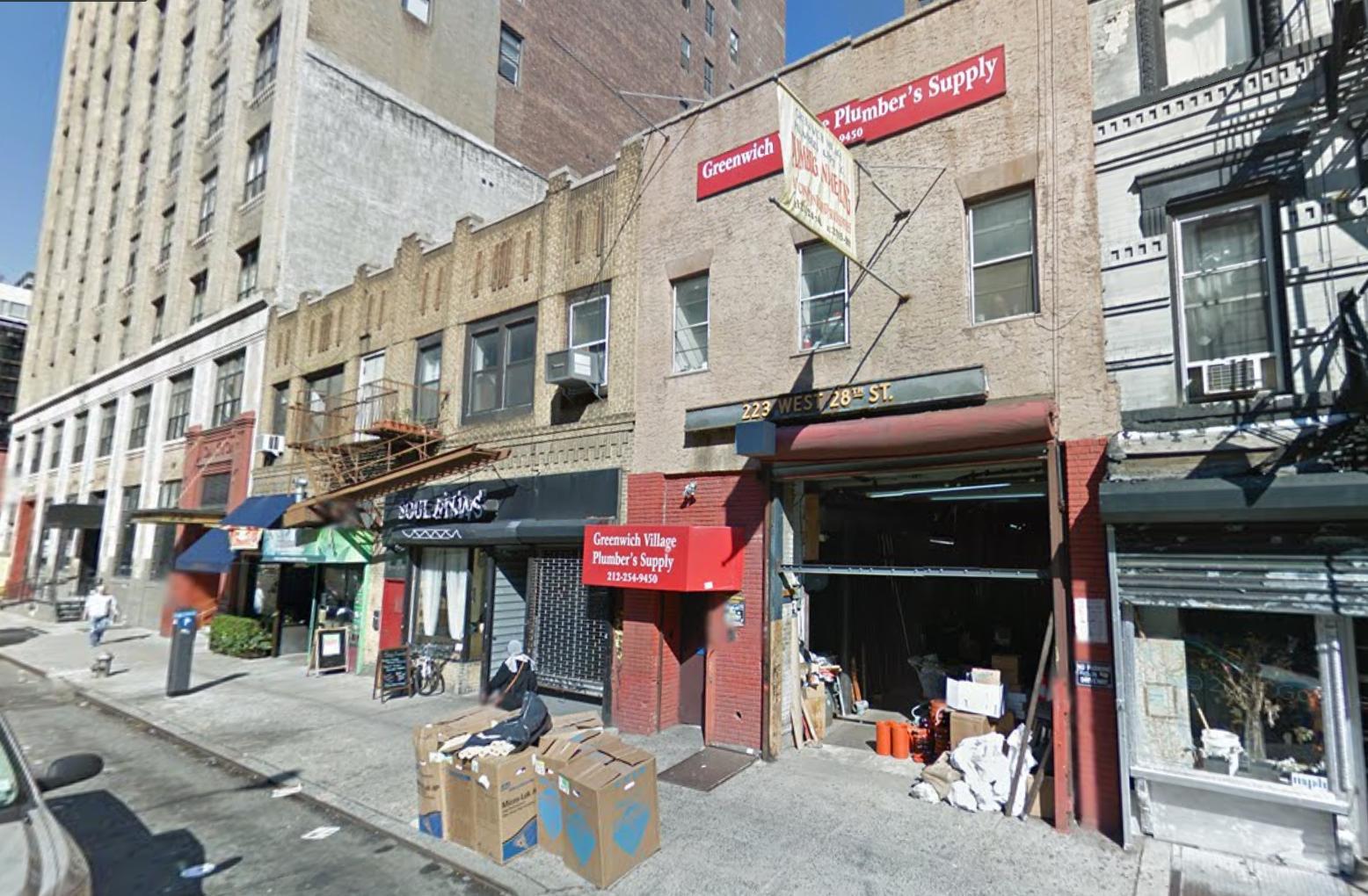 223-227 West 28th Street