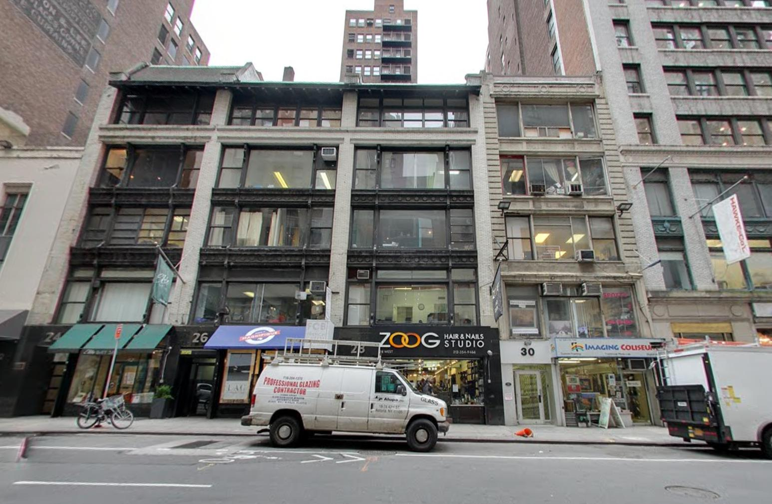 24-30 West 39th Street