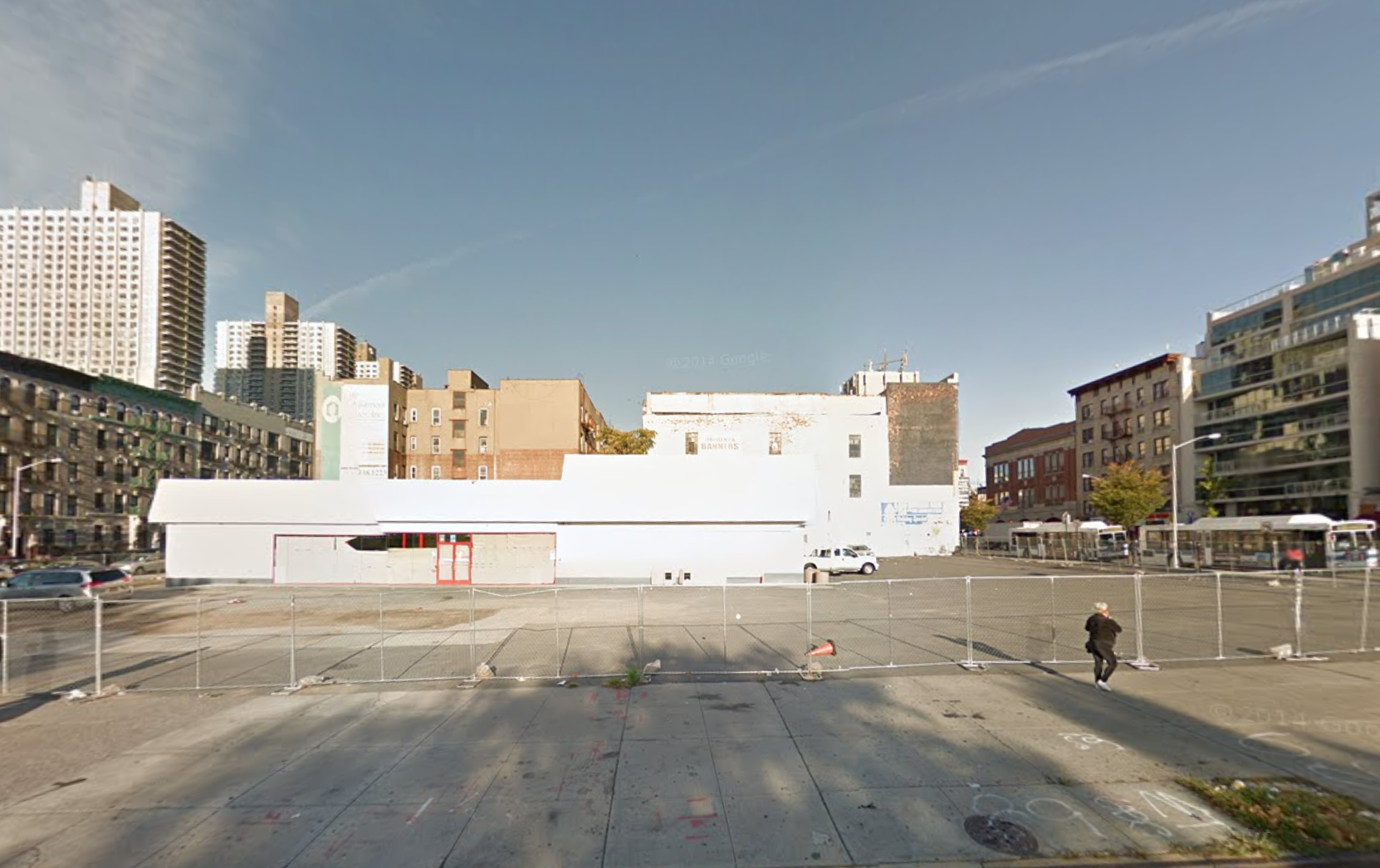 2420 Amsterdam Avenue in 2014, image via Google Maps