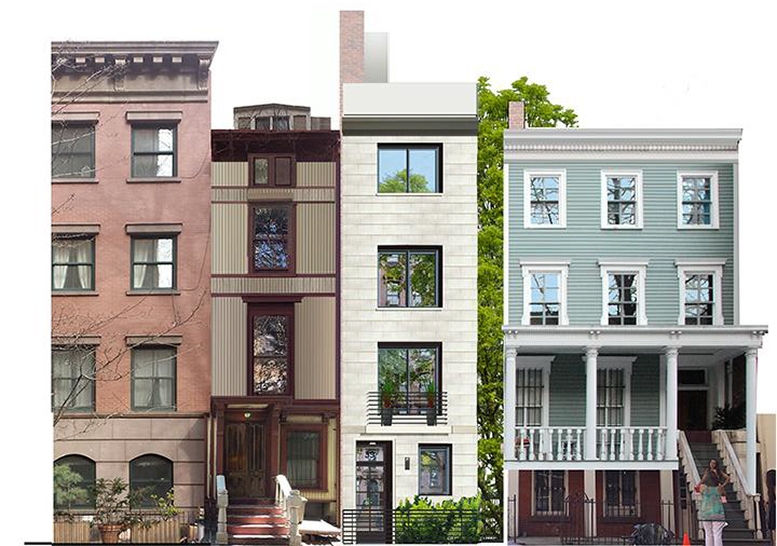 Proposal for 39 South Elliott Place