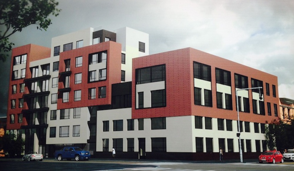 Four Amp Seven Story 66 Unit Residential Project Nearly