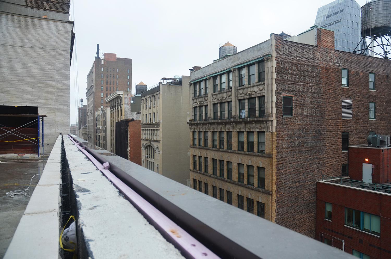 Morris adjmi talks 55 west 17th street as chelsea building for 13th floor in buildings