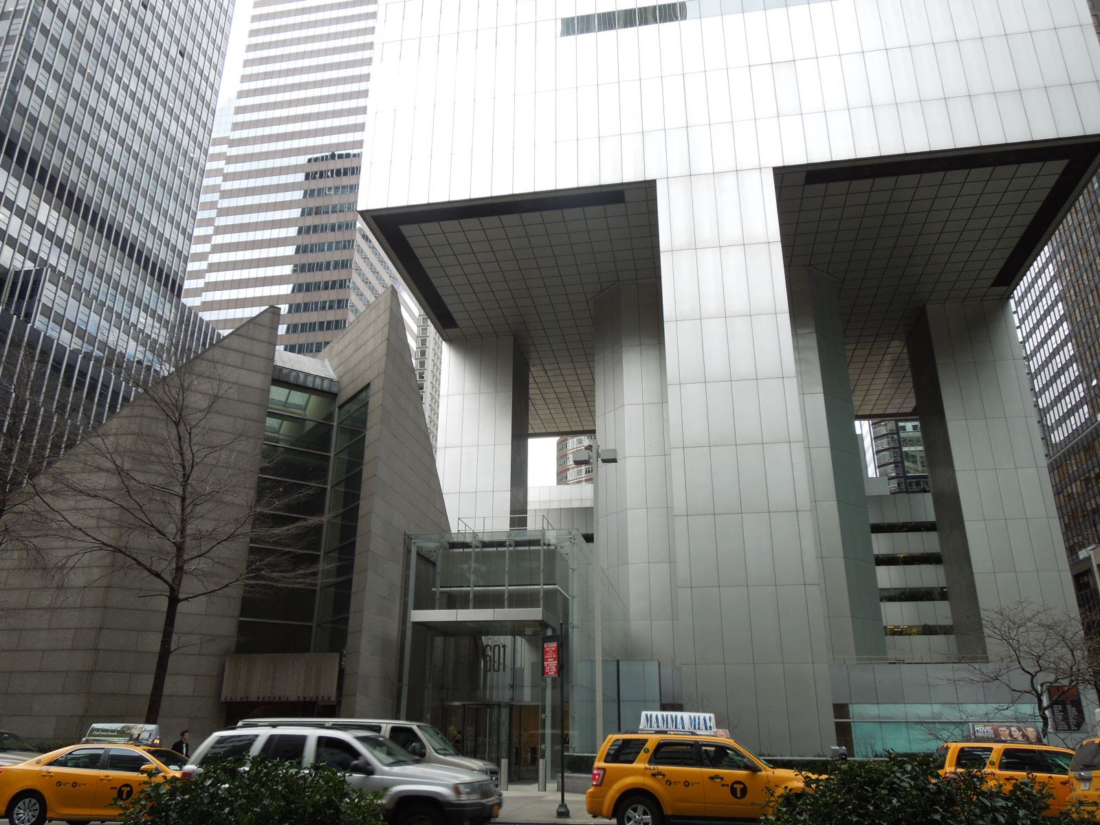 The former Citicourp Center, 601 Lexington Avenue. HDC photo